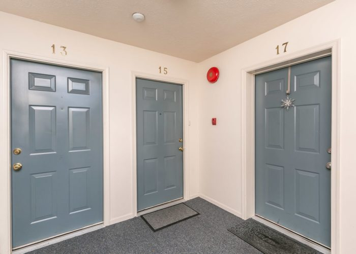 15 Willow Path Court, condo door
