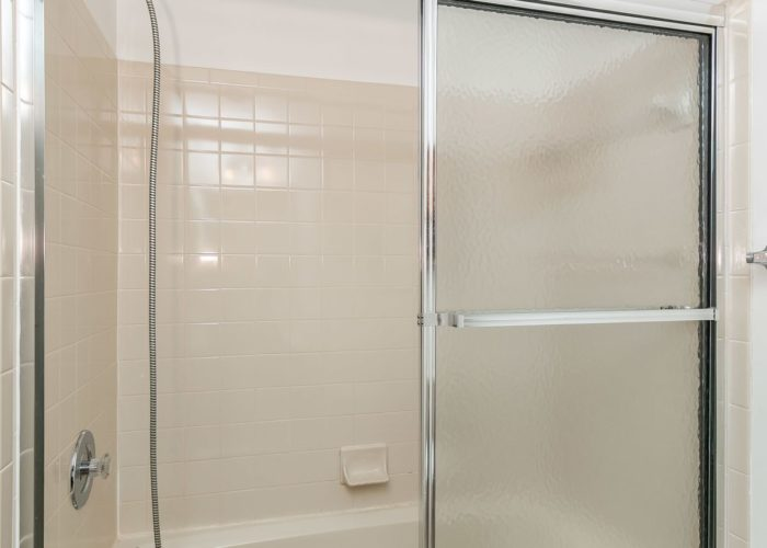 15 Willow Path Court, shower with glass doors