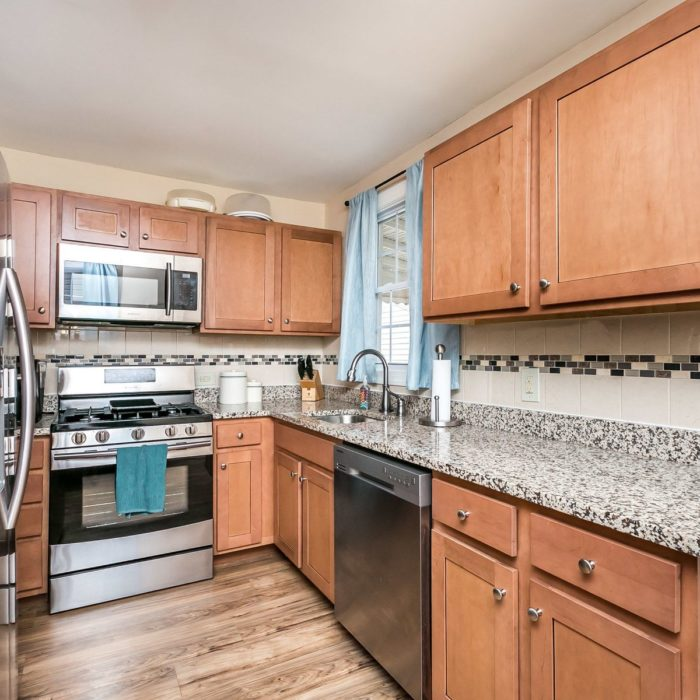 3104 Yorkway, stainless appliances