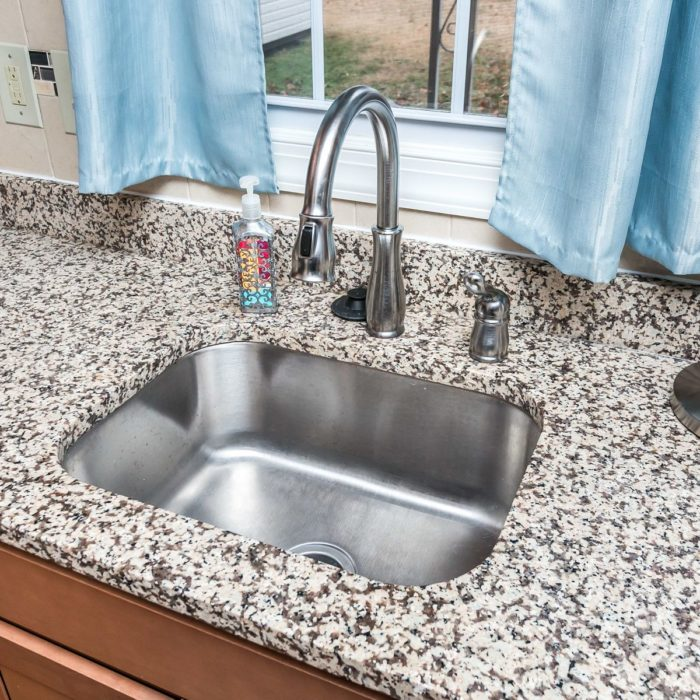 3104 Yorkway, kitchen sink