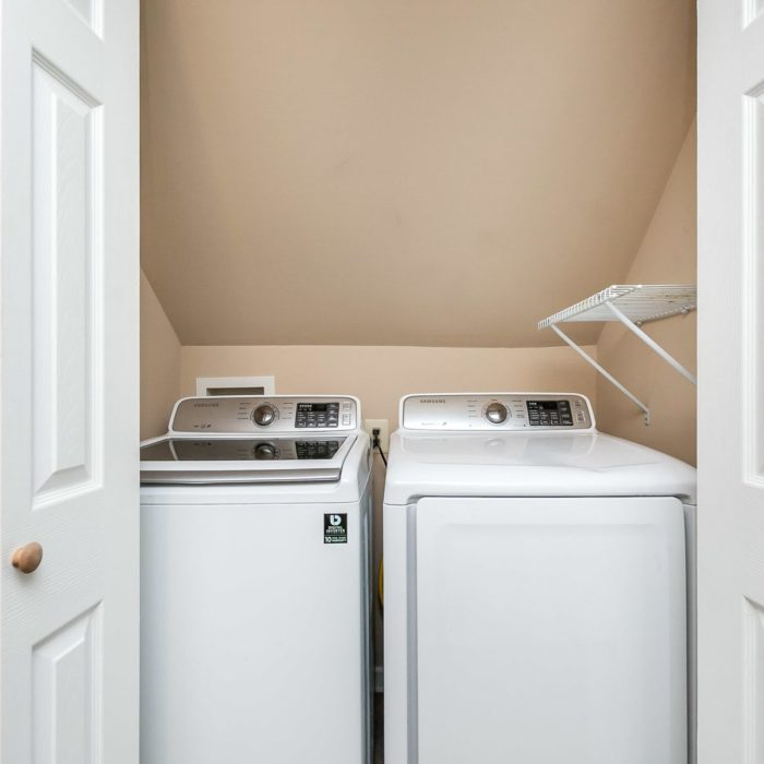 3104 Yorkway, washer and dryer