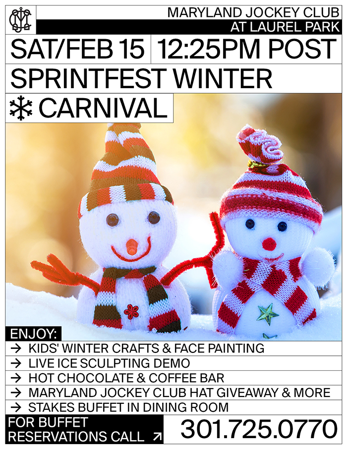 February 2020 events, sprint fest winter carnival