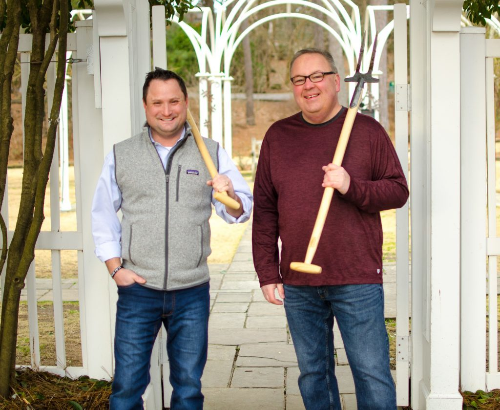 February 2020 events, the Rose Kings at the spring Maryland home and garden show