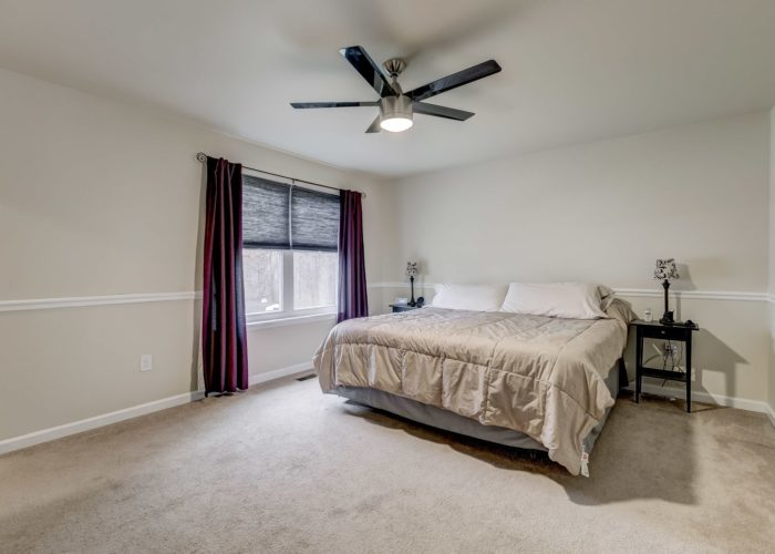 3009 Lilac Court, biggest bedroom with lots of space