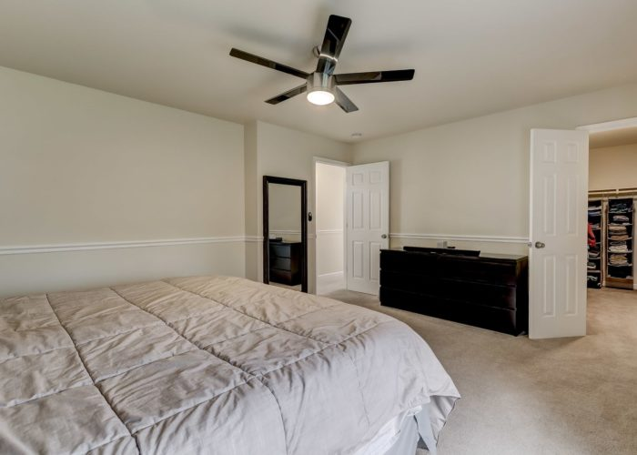 3009 Lilac Court, master bedroom