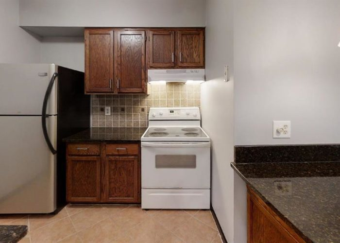 2212 Lowells Glen Road, #G, kitchen cabinets and appliances