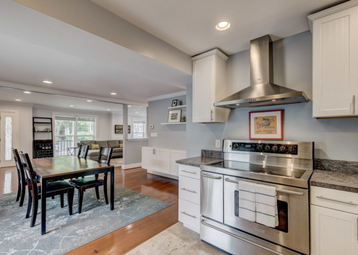 506 Locksley Road, kitchen and dining room