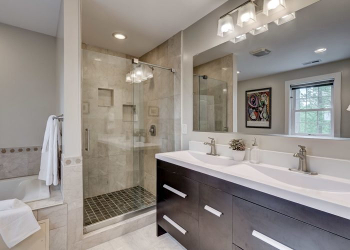 506 Locksley Road, bathroom vanity area
