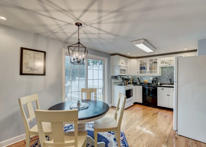 105 East Orange Court, dining room and kitchen
