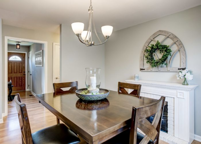 3 Hoff Court, dining room