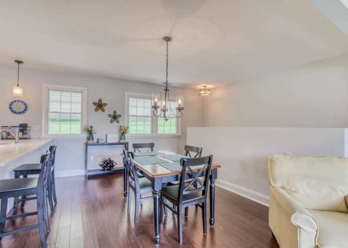 1417 Buckthorn Drive, dining room and living room