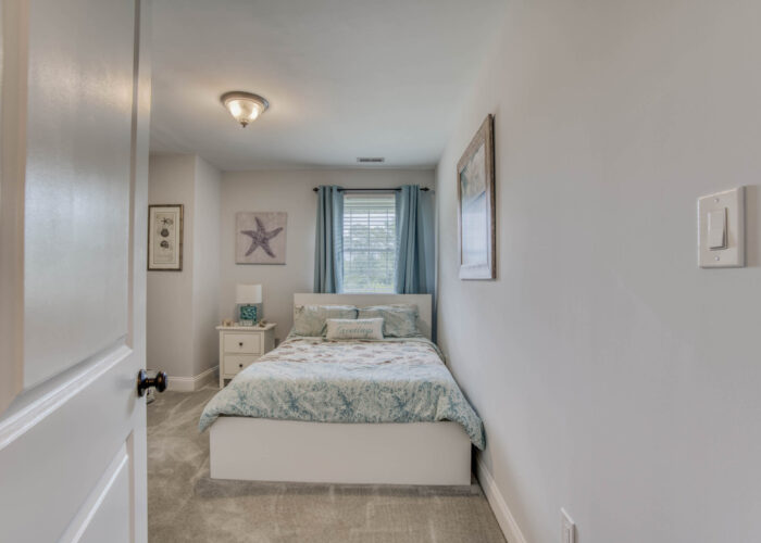 1417 Buckthorn Drive, entering second bedroom