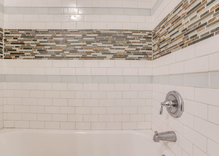 1417 Buckthorn Drive, tub with tile