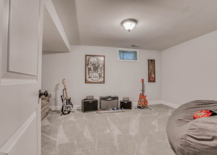 1417 Buckthorn Drive, basement recreation room