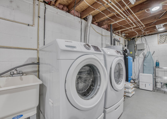 1417 Buckthorn Drive, washer and dryer