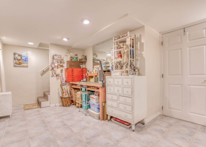4247 Darleigh Road, plenty of storage in the lower level