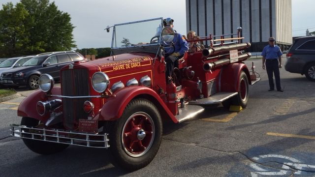 Fire Museum of Maryland Annual Motor Muster will have lots of fun trucks for kiddos