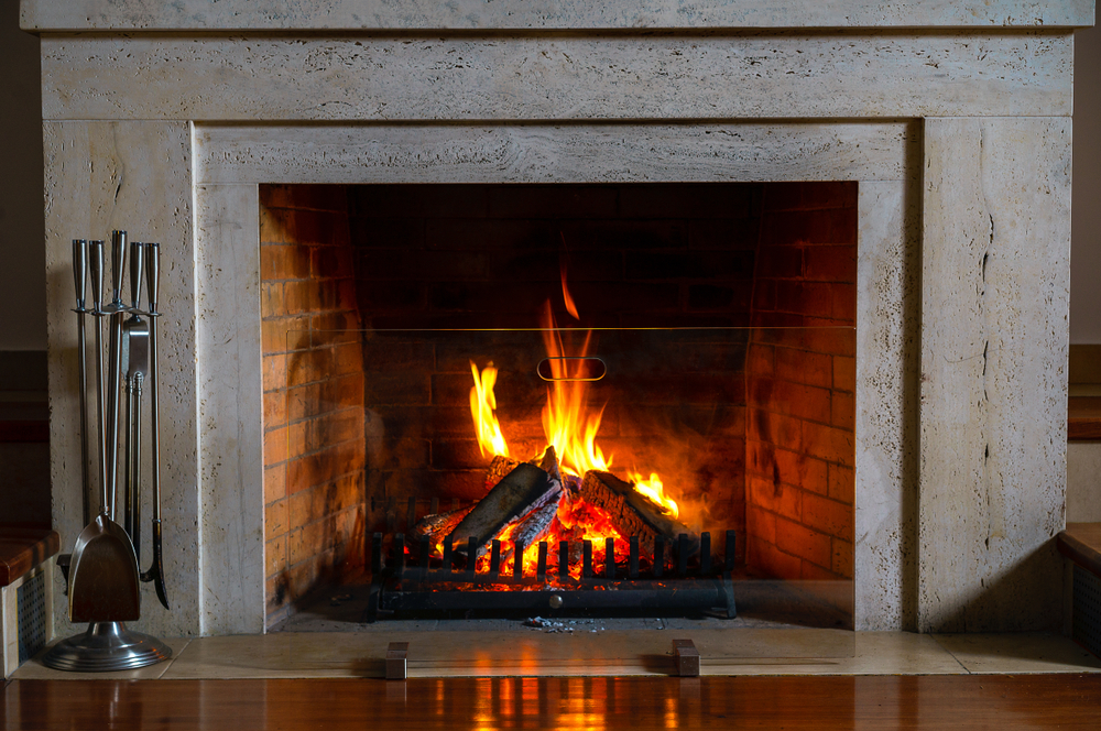 Chimney odors can be a problem this time of year
