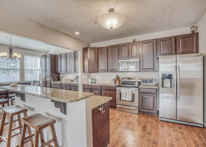 214 Steed Lane, stainless appliances with lots of cabinets