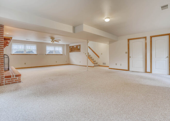 198 Donizetti Ct., family room with window and ceiling fan