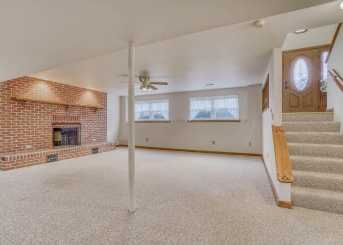 198 Donizetti Ct., lower level family room