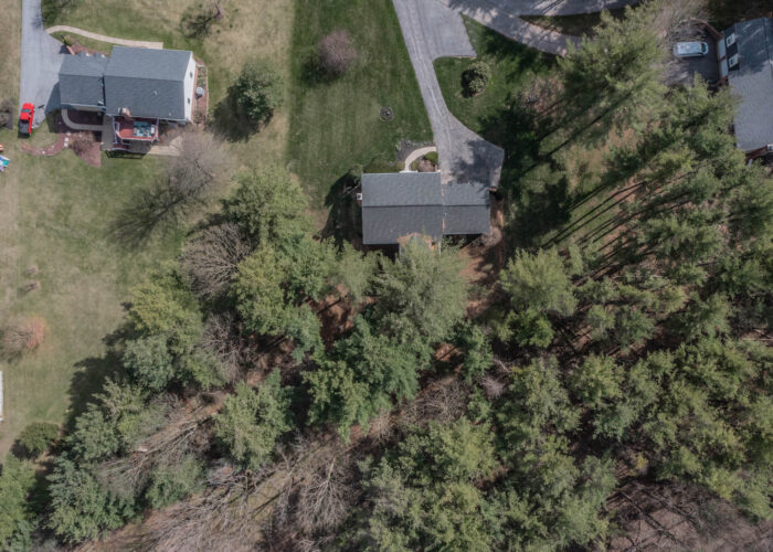 198 Donizetti Ct., drone footage of the property