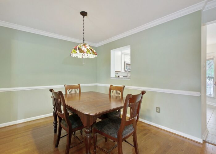 47 Cedarcone Court, dining room with pass through