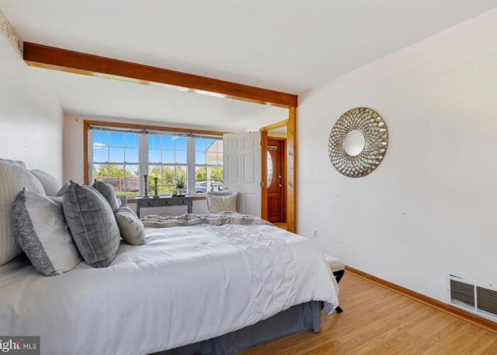 7312 Bay Front Road, roomy first bedroom
