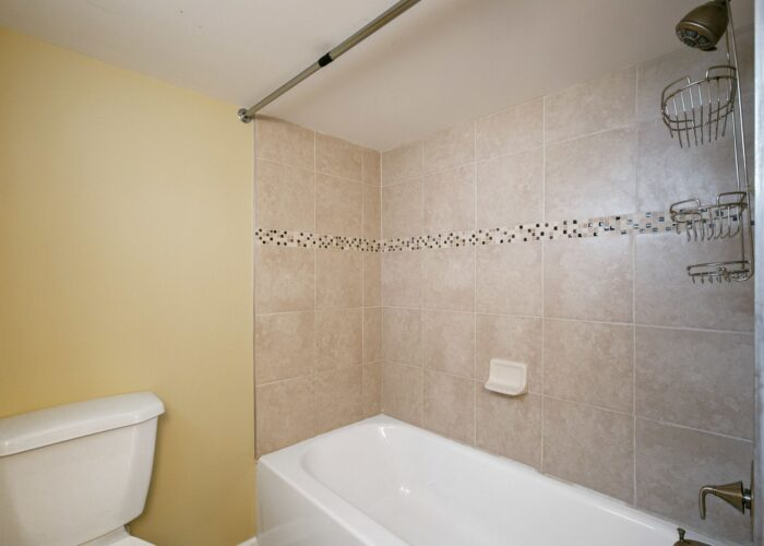 6716 Old Harford Road, lower level bathroom with shower