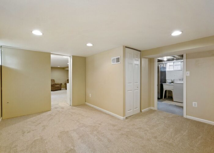 6716 Old Harford Road, large room in lower level
