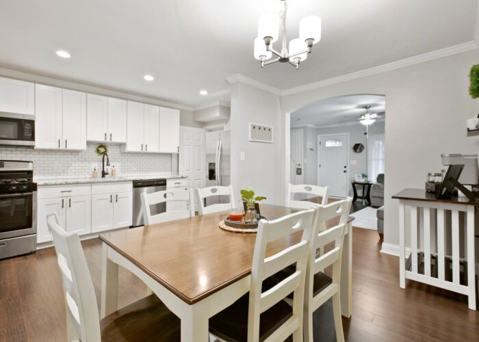 8054 Wallace Road, dining room