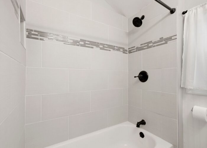 8054 Wallace Road, bathroom with shower