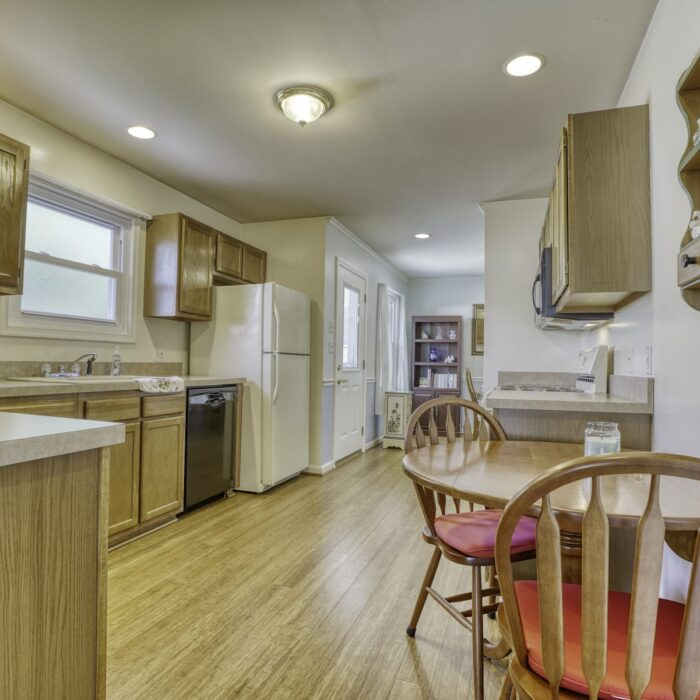 2803 Page Drive, lots of counter space in eat-in kitchen