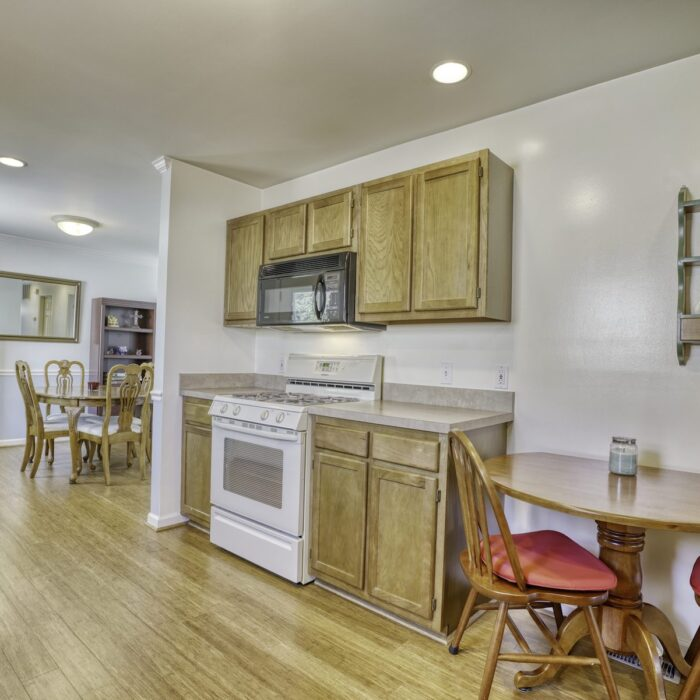 2803 Page Drive, eat-in kitchen