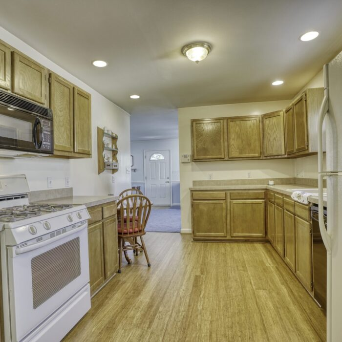 2803 Page Drive, kitchen with lots of cabinet space