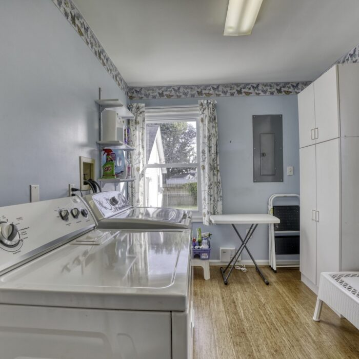 2803 Page Drive, spacious laundry room