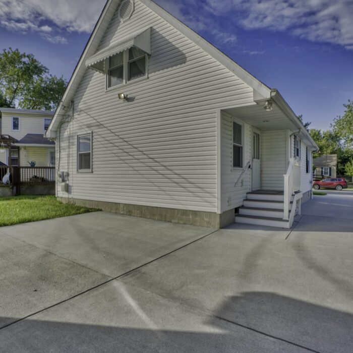 2803 Page Drive, lots of room for off street parking