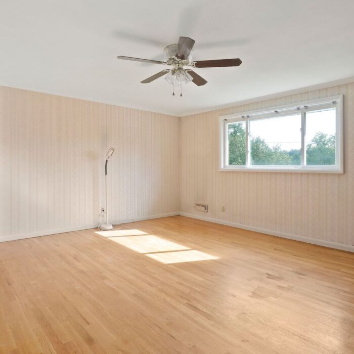 4200 Necker Avenue, living room with ceiling fan