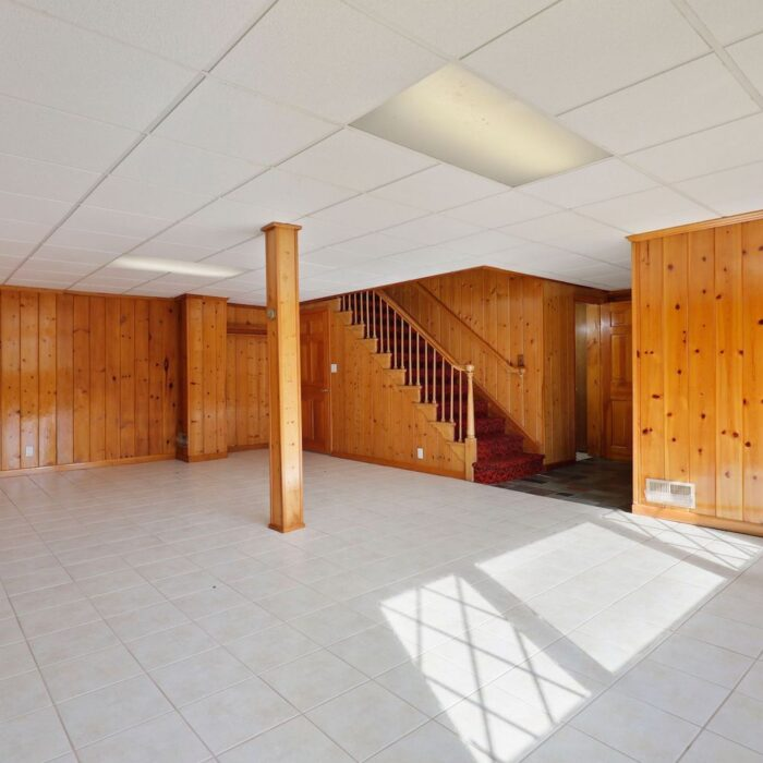 4200 Necker Avenue, rec room with stairs