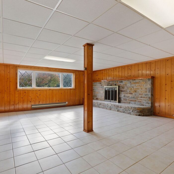 4200 Necker Avenue, recreation room with fireplace