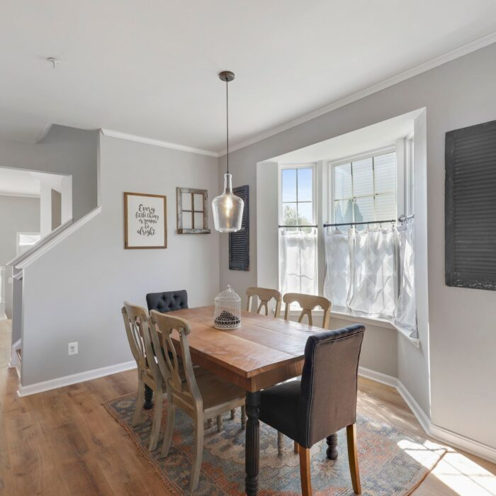 454 Deer Hill Circle, dining room with lots of light