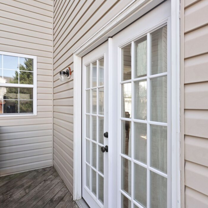 454 Deer Hill Circle, French doors